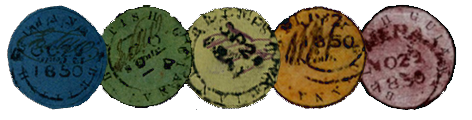 British Guiana Cottonreels