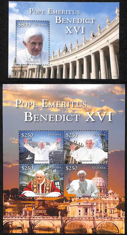 POPE BENEDICT 1451