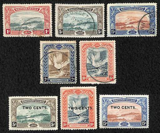 QV Jubilee Stamps