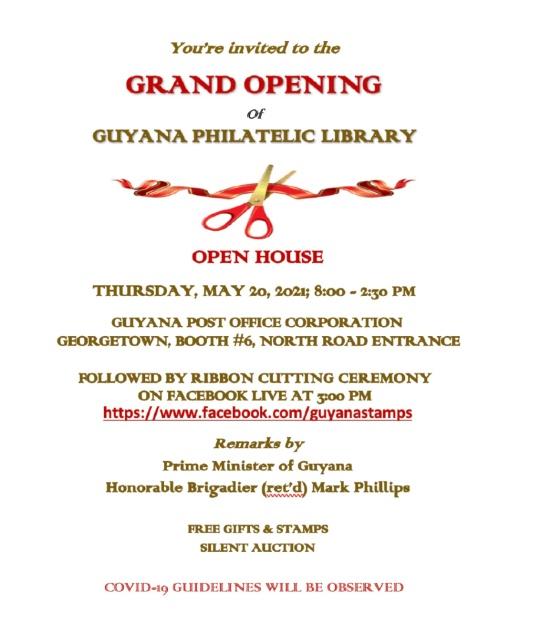 GPL Open House Invitation